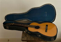 Vintage 1965 Tranquillo Giannini Model 2 Classical Acoustic Guitar,Original Case