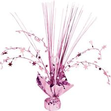 Pink Stars Spray Table CENTREPIECE Decoration Wedding Christening Baby Shower