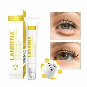 LANBENA Eye Serum Anti-aging Remove Dark Circle Whitening Snail Eye Essence