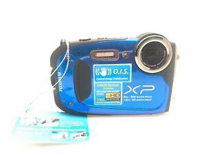 Fujifilm FinePix XP65BL 16.0 Megapixels Digital Camera - 5x Optical/2x Digital