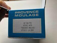 1//43 scale model PROVENCE MOULAGE resin KIT Ascari A410 #20//21 2001 LeMans K1675