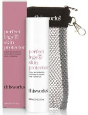 New Thisworks Perfect Legs Skin Protector Spf30 100ml 3.3 Fl Oz $74 This Works