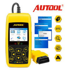 Autool CS520 OBD2 EOBD Can-Bus Code Reader Live Data Diagnostic Scanner Tool