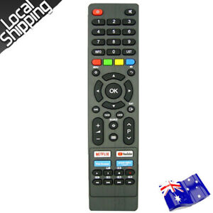Remote Control for JVC RM-C3227B RMC3227B TV LT-32N3105AC 32N3105AC Replacement