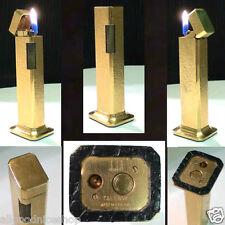 BRIQUET Ancien * DUNHILL TALLBOY * Vintage Gas Lighter Feuerzeug Accendino
