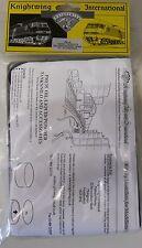 Knightwing PM135 - Oil/Liquid/Powder Storage Tanks Kit. (00)