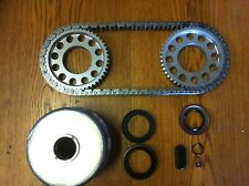 Viscous Clutch and Morse Chain w/Sprockets  Jeep Grand Cherokee NP247