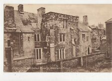 Exeter St Nicholas Priory Vintage Postcard  199a