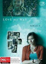 Love My Way : Series 3 (DVD, 2010, 3-Disc Set) - Region 4