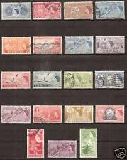 BERMUDA # 143-61 Used HISTORY ARTIFACTS MAPS