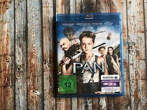 Blu-ray: PAN mit Hugh Jackman + Rooney Mara w.Neu