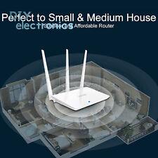 F3 300Mbps Wifi Router 3*5dBi High Power Smart Wireless-N Range Extender Us