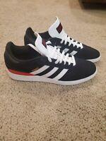 Adidas Busenitz Black Skateboarding Shoes B22767 Mens Size 9.5