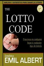 The Lotto Code by Emil Albert (2013, Paperback)