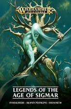 LEGENDS of The AGE of SIGMAR(Warhammer Age of Sigmar) New Paperback Book 2017