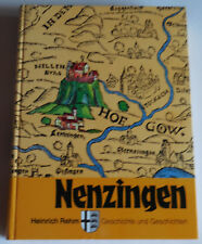 Nenzingen = Geschichte und Geschichten - Heinrich Rehm