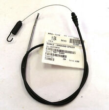 Genuine Toro 100-5982 GROUND SPEED CABLE Original OEM Fits some Lawn Boy Silver