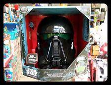 Maschera Death Trooper con cambio voce, Rogue One: A Star Wars Story elettronica