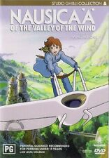 NAUSICAA OF THE VALLEY OF THE WIND : NEW DVD