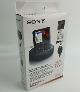 Sony TDM-IP10 Home Cinema DMP DMPort iPod iPhone 3 4 Docking Station Dock Port