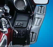 Kuryakyn Dragon Wings Wind Deflectors for Honda Goldwing GL1800, 2001+ (8939)