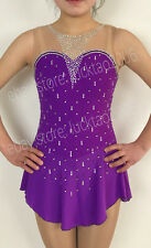 new style Figure skating Ice Skating Dress Gymnastics Costume S8848