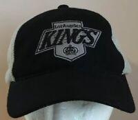 Los Angeles Kings Adjustable Snapback Cap Hat Mitchell Ness Mesh NHL NEW NWT