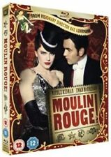 Nicole Kidman Ewan McGregor Moulin Rouge 2001 Musical Classic Blu-ray