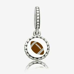 Authentic Pandora Football Touchdown Dangle Charm #ENG792018_15
