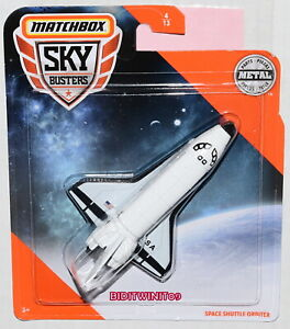 MATCHBOX 2019 SKY BUSTERS SPACE SHURRLE ORBITER