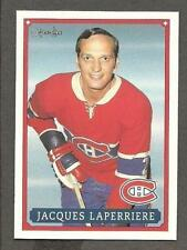 1993 OPC Fanfest Puck Canadiens' Jacques Laperriere