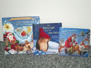 3 Bilderbücher - Weihnachten