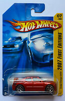 2007 Hotwheels Dodge Charger Hemi SRT-8 Very Rare! Mint!