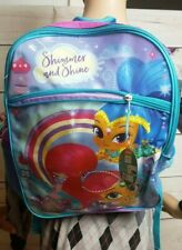 Nickelodeon Shimmer & Shine Girls School 5 Piece Back Pack