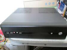Custom Intel Core i3-3220 3.3Ghz Mini ITX PC, 320Gb HDD, 4Gb RAM, Win 10 Pro