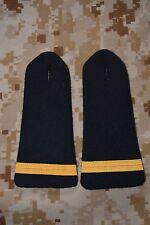 E025 passant pattes d'épaule épaulettes fourreaux insigne militaire armée galon