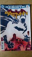 BATMAN #3 TIM SALE VARIANT FIRST PRINT DC COMICS (2016) REBIRTH