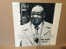 ROOSEVELT SYKES - DIRTY MOTHER FOR YOU - VINYL  LP - BLUES - PLAY TESTED
