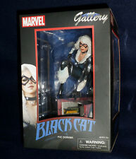 "Marvel Gallery BLACK CAT 9"" Scale PVC Statue Figure Diorama Select Spider-Man"