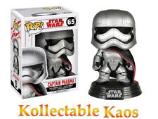 Star Wars Episode VIII: The Last Jedi - Captain Phasma Pop! Vinyl Figure