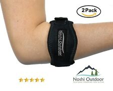 Best Tennis & Golfer's Elbow Band/Brace with Neoprene Compression Gel Pad