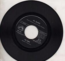 AL BANO disco 45 giri STAMPA ITALIANA Nel sole 1967 + Pensieri P 33