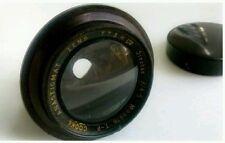 Rare Taylor - Hobson T.- P. Cooke Anastigmat 5 inch f/4.5 Camera Lens