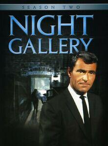 NIGHT GALLERY: SEASON TWO (5PC) (DIGIPAK) NEW DVD