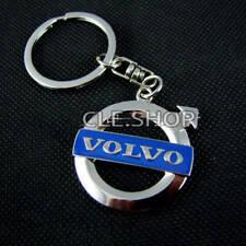 Porte clé Métal neuf - Volvo - Bleu