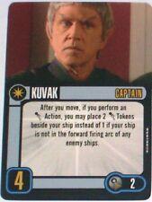 KUVAK Star Trek Attack Wing Resistance Is Futile OP LE