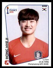 Panini Women's World Cup 2019-Hong hyeji Corea República Nº 46