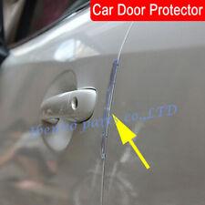 4Pcs Car Door Edge Transparent Scratch Anti-collision Rubber Protector Guard