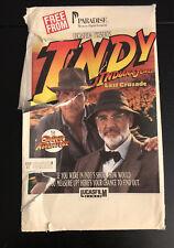 Indiana Jones and the Last Crusade LucasFilm Games Pc Graphic Adventure (1989)