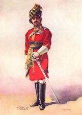 India. 18th King George's lancers Lt Malik Umar Hayat Khan, Tiwana Shahpur 1911